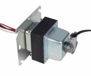 Mounting Plate Opening Single Series Ei Transformer with UL Approval
