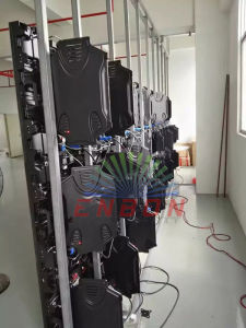 P8 Oudoor SMD LED Display Rental Portable Type Screen pictures & photos