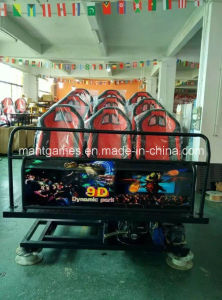 Roller Coaster, 5D Cinema Equipment Type 5D Cinema pictures & photos