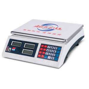 ABS Plastic Electronic Price Computing Scale (DH-870) pictures & photos