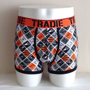 Fashion Boxer Briefs Over Printed Underwear for Men pictures & photos