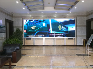 P6 Indoor Advertising LED Display Screen for Rental pictures & photos