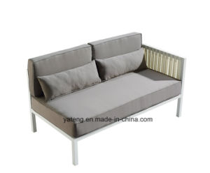 Top Selling Aluminum Outdoor Garden Furniture Sofa Set as Cornor Section (YT955) pictures & photos