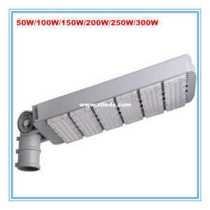 Philips 3030 LEDs Meanwell Driver 300W LED Street Light pictures & photos