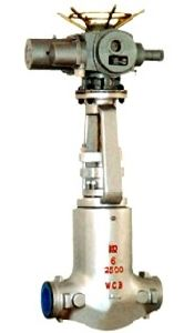 Power Station High Temperatur and Pressure Gate Valve pictures & photos