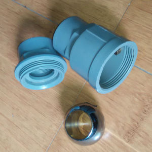 "PVC Two Pieces Ball Valve Mould 1/2"" ~4"" pictures & photos"