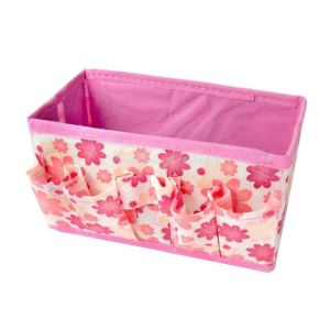 Hot Sale Acrylic Cosmetic Foldable Storage Box pictures & photos