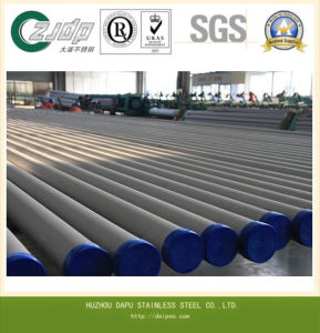 Tp347h Seamless High Quality Mirror Polished Stainless Steel Pipe pictures & photos