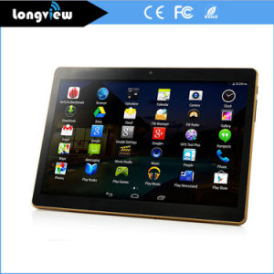 10.1 Inch Tablet PC 3G Phablet with Quad Core IPS Screen Android 5.1 Dual SIM Cards Bluetooth GPS WiFi Dual Cameras pictures & photos