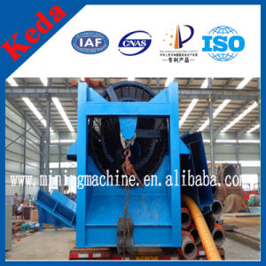 Gravity Sand Gold Washing Plant Trommel for Separating in Ghana pictures & photos