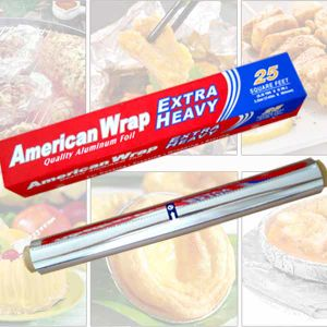 GS Household Aluminium Foil Winding Roll with Low Price pictures & photos