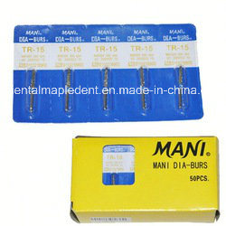 Dental Equipment Diamond Burs for High Speed Handpiece Om-F009m pictures & photos