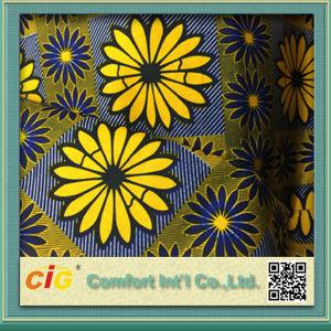 Wholesale Wax Printed Fabric Ankara Print African Super Wax Fabric Batik Print Fabric 100% Cotton pictures & photos