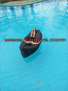 2ND Generation Lamzac Hangout Inflatable Sleeping Air Sofa Outdoor (A011) pictures & photos