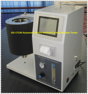 ASTM D4530 Micro Carbon Residue Tester for Determination of Carbon Residue pictures & photos