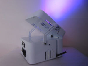 12*18W 6in1 Rgbaw+UV Battery Powered Wireless Freedoom LED PAR Can pictures & photos