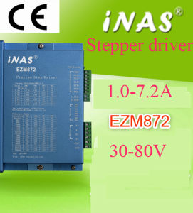 2 Phase Hybrid DSP Stepper Driver for NEMA34 (EZM872)