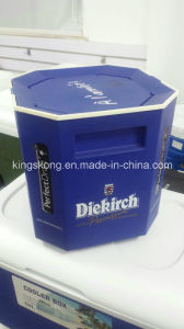 High Quality New Product HDPE Plastic Cooler Box pictures & photos