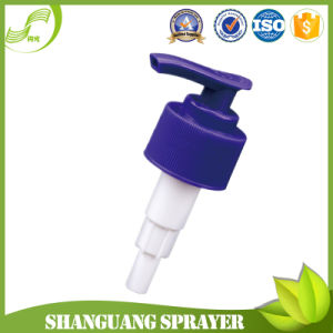 28 410 Plastic Soap Dispenser Pump pictures & photos