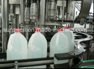 China Zhangjiagang Sunswell 5 Gallons Bottle Filling Machine pictures & photos