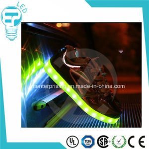 Waterproof LED Shoe Light Battery LED Light Shoes pictures & photos