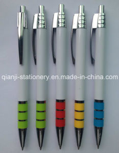 Plastic Writing Office and Student Stationery Pen (P1041A) pictures & photos