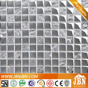 Mosaic Glass Silver Shining, Living Room Wall Decoration (G823014) pictures & photos