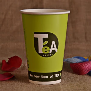 8oz / 12oz Ripple Paper Cup for Hot Beverage pictures & photos