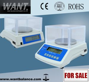 Double Display Electronic Scale 300g/0.1g pictures & photos