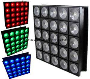 25*30W COB RGB LED Matrix Event Party Disco Lighting pictures & photos