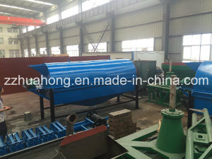 Huahong Drum Sieve Rotary Screen Machine in Mineral Separating pictures & photos