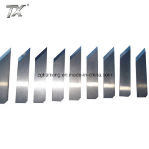 Tungsten Carbide Insert Tungsten Carbide Blade pictures & photos