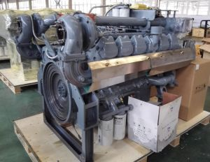 500-660kw/1500rpm Water Cooled Diesel Engine pictures & photos