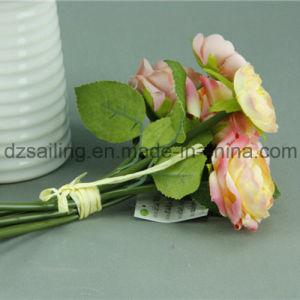 8 Heads Decorative Ranunculus Bouquet Artificial Flower (SF12498/8) pictures & photos