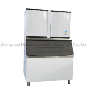 Ce Commercial Cube Ice Making Machine Price pictures & photos