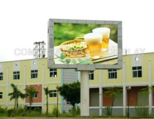 Outdoor P8mm SMD Full Color LED Video Wall