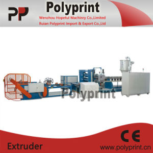 Raw Material of Disposable Tableware Extruder Machine pictures & photos