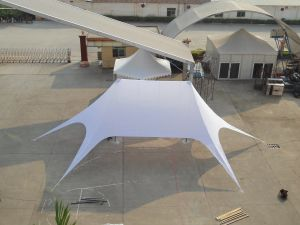 Large Beautiful Double Star Tent Used for Party Event or Show pictures & photos