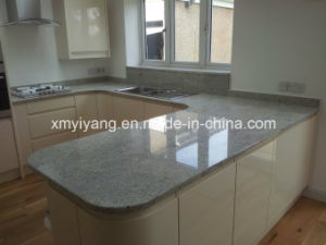 Polished White Granite Countertop for Kitchen / Bathroom (YQC-GC1002) pictures & photos