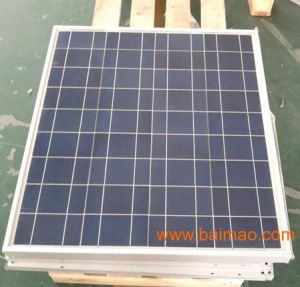 60W Poly Crystalline Silicon Module, Good Quality and High Efficiency, Manufacturer in China pictures & photos