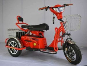 Popular Home Electric Tricycle with Cargo pictures & photos