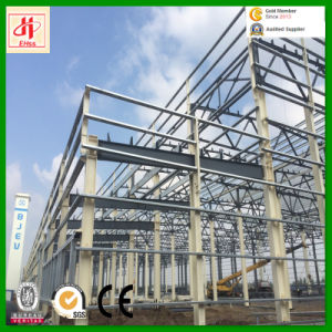 China Prefabricated Steel Structure Warehouse Building pictures & photos