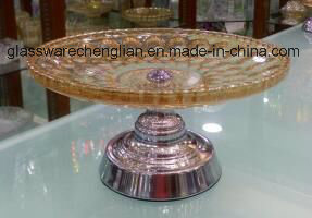 Great Design of Glass Plate (P-HG005) pictures & photos