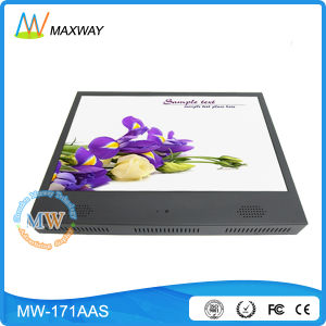 17.3 Inch LCD Advertising Display Player with USB SD Card (MW-171AAS) pictures & photos