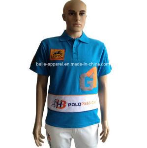 Custom Short Sleeve Polo Shirt pictures & photos
