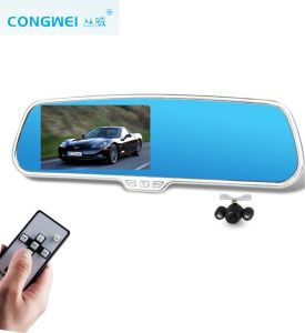Supper Large Screen Car Mirror Driving Recorder Best for Rear View Camera