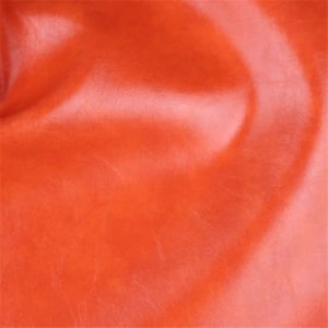 High Quality Animal-Friendly Synthetic PVC Coated Leather for Sofa Furniture pictures & photos