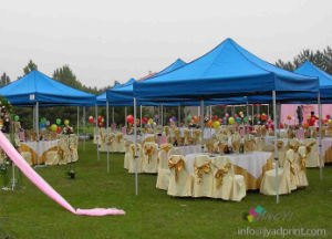 Wholesale Cheap Outdoor Folding Wedding Party Pop up Tents pictures & photos