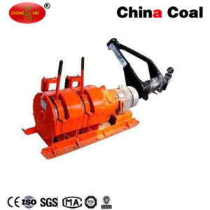 Electric Mine Shaft Sinking Wire Winder Slow Lifting Speed Winch pictures & photos