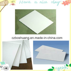 White Co-Extrusion Antibiosis HIPS Sheet Board for Refrigerator pictures & photos